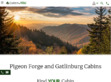 Budget Gatlinburg Cabins | Pigeon Forge Cabins - Cabins For You